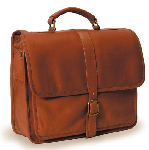 Clava 1162 School Bag - Vachetta Tan