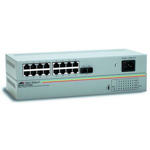 Allied Telesyn AT-FS717FC-SC Ethernet Switch 16 x 10-100Base-TX Ethernet Switch AT-FS717FC-SC-10