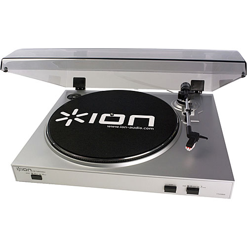 Ion Audio TTUSB05XL USB Turntable with Line Input