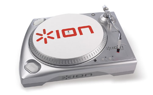 Ion Audio TTUSB USB Turntable Basic Model