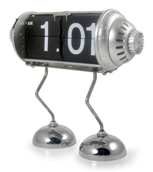 Maples FPB-33B Flip Desktop Alarm Clock