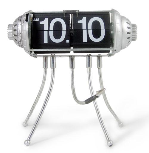 Maples FPB-33C Flip Desktop Alarm Clock
