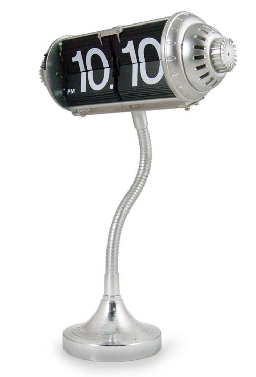 Maples FPB-33D Flip Desktop Alarm Clock