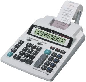 Casio HR150TMPLUS 2.3 x 7.8 x 10.8 Printing Calculator