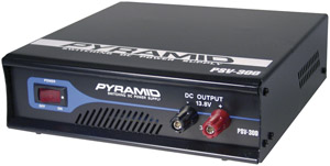 PYRAMID PSV300 Heavy-Duty 30 Amp Switching Power Supply