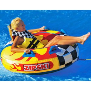 SportsStuff 53-1313 48 Diameter Zip Ski Tube