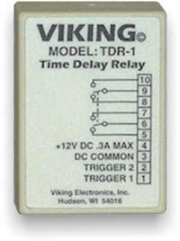 Viking Electronics VK-TDR-1 Viking Time Delay Relay