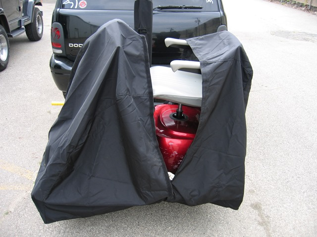 Wheelchair Carriers 166 Cover for Lift N Go