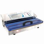 Weston 65-0201 Vacuum  Sealer Pro-2300  430 Stainless Steel w/Cobalt Lid