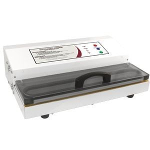 Weston 65-0101 Vacuum Sealer Pro-2100 Powder-Coated Kitchen White w/Charcoal Lid