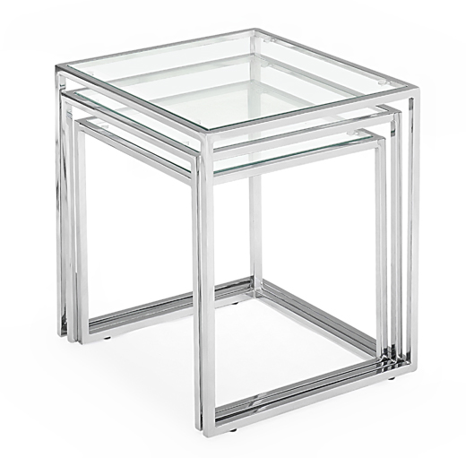 Zuo Coffee Tables 401105 Pasos Nesting Table