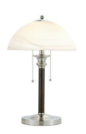 Adesso 4050 Lexington Table Lamp - Walnut-15