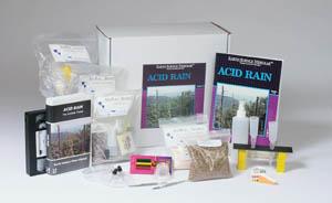 Hubbard Scientific 9810-01 Acid Rain Videolab Teacher s Guide