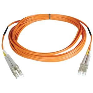 Tripp Lite Premium Fibre Channel Patch Cable - 498ft - 2 x LC  2 x LC - Duplex Cable Multimode - Orange