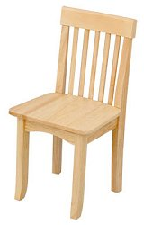 KidKraft Avalon Single Chair in Natural