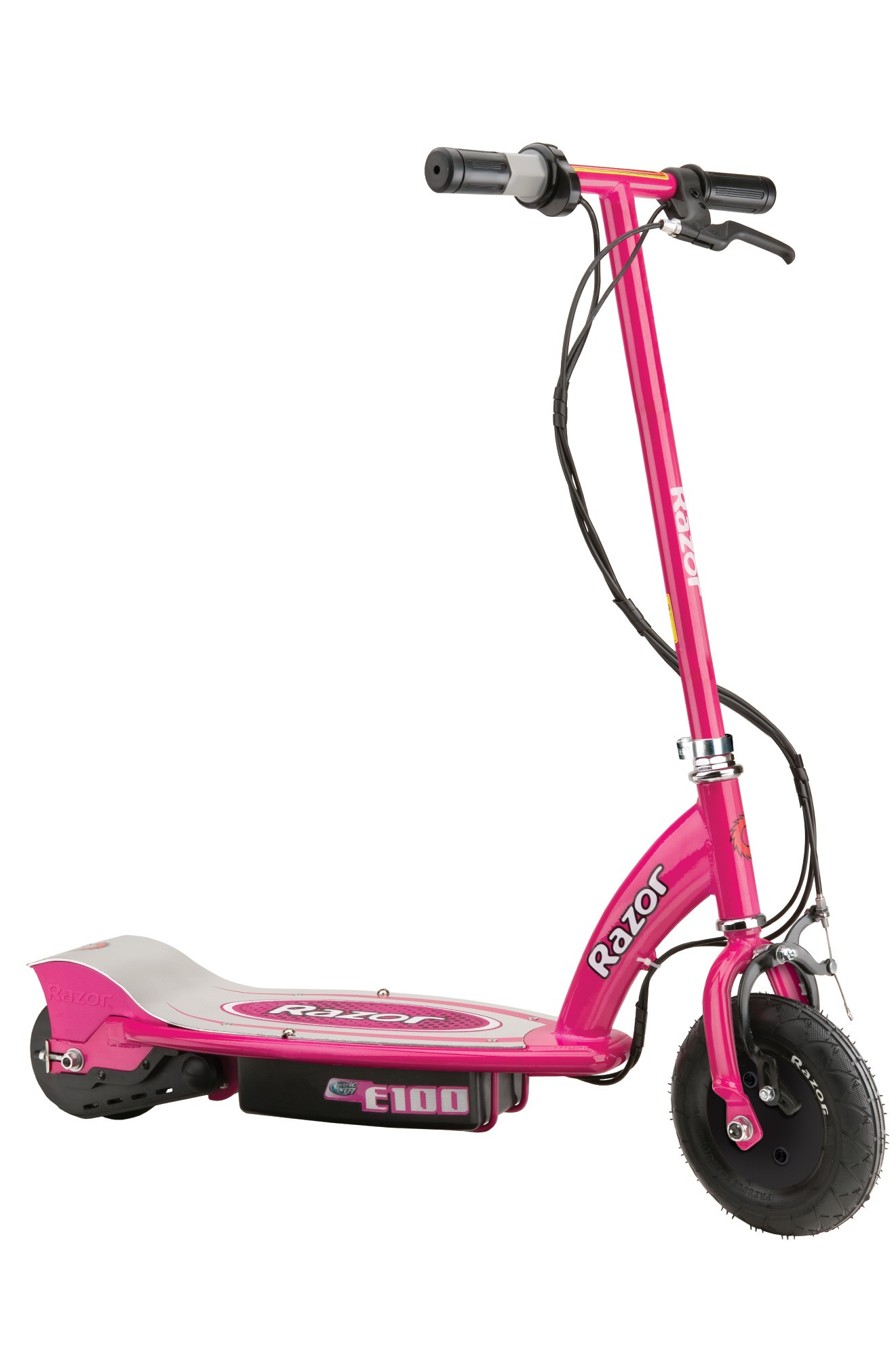 Razor 13111261 E100 Electric Scooter - Pink Scooter