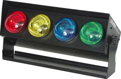 ELIMINATOR LIGHTING LLC E137 Chase Fixture with 4 Amazing Colors  Sound Activated