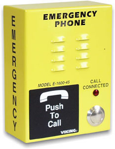 Viking Electronics E-1600-45A Viking Emergency Handsfree Pho