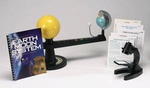 Hubbard Scientific 196 Exploring the Earth Moon System Teacher s Guide AMED315