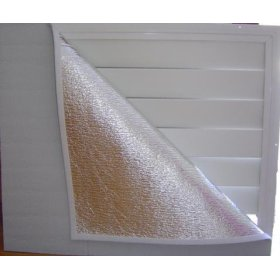 Battic Door Medium ShutterSeal Shutter Cover