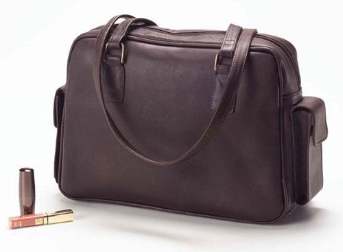 Handbags - Clava 782 Cell Phone Handbag - Vachetta Cafe