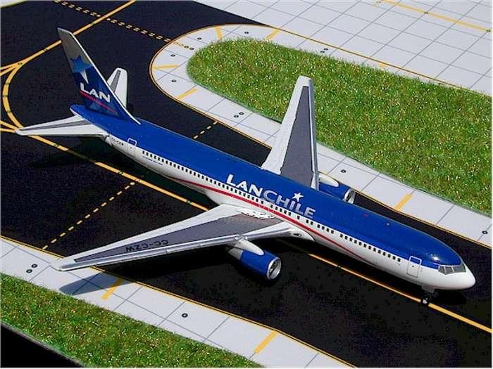 Daron Worldwide Trading  GJ228 Gemini Lan Chile B767-300 1/400 DARON1592