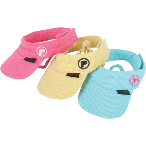 Tennis Apparel - Puppia PUAP325SKMD Apparel - Tennis Cap Sky Blue Medium