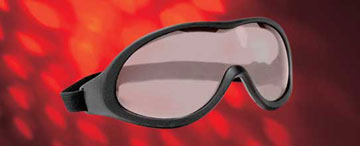 Crosman SAG01 Soft Air Accessories Airsoft Goggles  ShatterResist