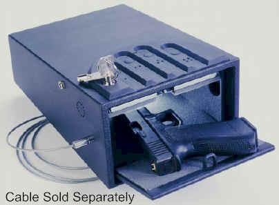 GunVault GV1000C-STD Single Gunvault Safe
