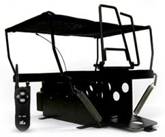 DT Systems BL509 Black Remote Bird Launcher for Remote Trainers