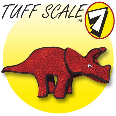 VIP Products T-D-Tri 31 x 7 x 14 Triceratops VIP009