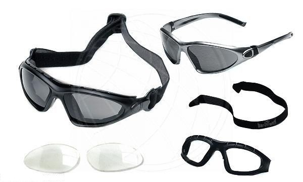 Body Specs 18. CLEAR BS-TWINS Extra Anti-Fog 2.0mm P-C Clear Lens