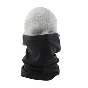 Zan Headgear WT114 Motley Tube  Fleece-Spandex  Black BLB425