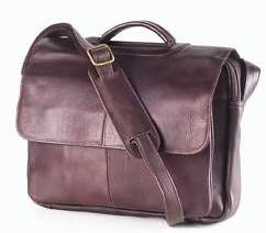 Handbags - Clava 9980 Mini Portable Handbag - Vachetta Cafe