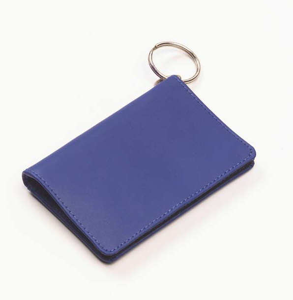 Keychain Wallet - Clava CL-2289 Color ID/Keychain Wallet - CL Blue