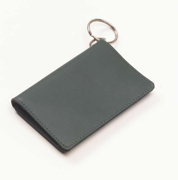Keychain Wallet - Clava CL-2289 Color ID/Keychain Wallet - CL Green