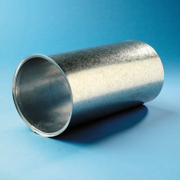 Gray Metal Products  Inc. #315 6 Inch  x 12 Inch  Galvanized Thimble