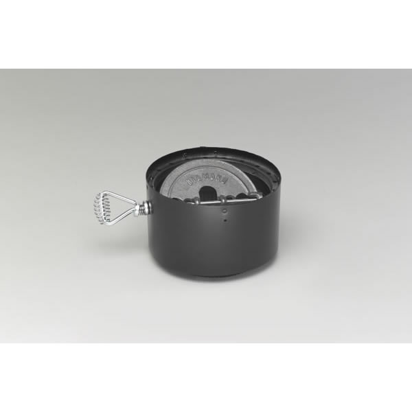M & G Duravent 6DVL-ADWD 6 Inch  Dura-Vent DVL Double-Wall Stove Adaptor With Damper Section