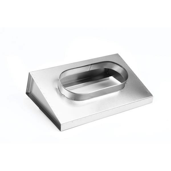 Homesaver  Axwood 3.25x13.75 Btm Opn W/sm OvalFlex Lnr To