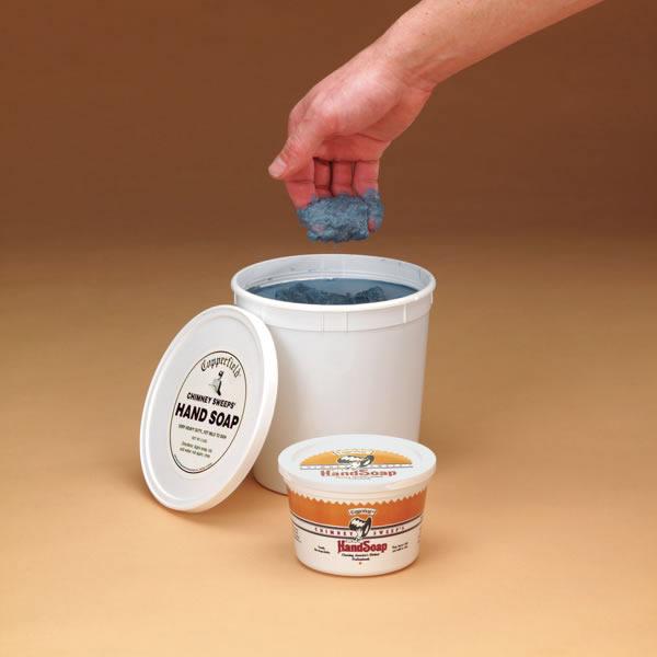 Clean Plus Inc. Chimney Sweep Hand Soap 1 lb. Tub