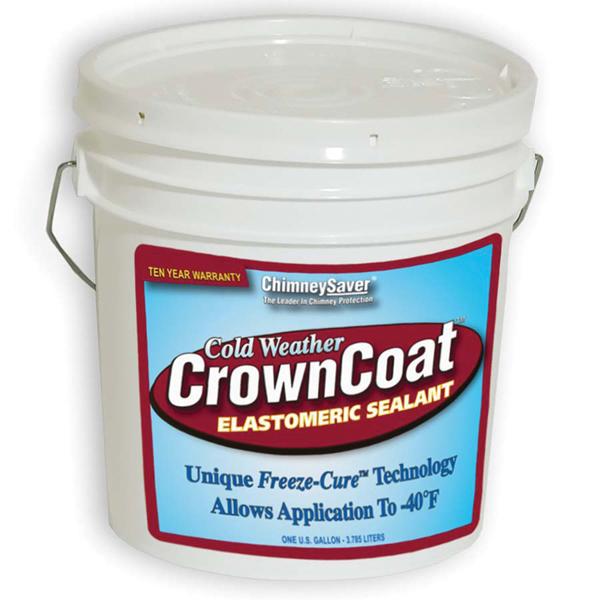 Saver Systems Cold Weather CrownCoat Brushable Sealant