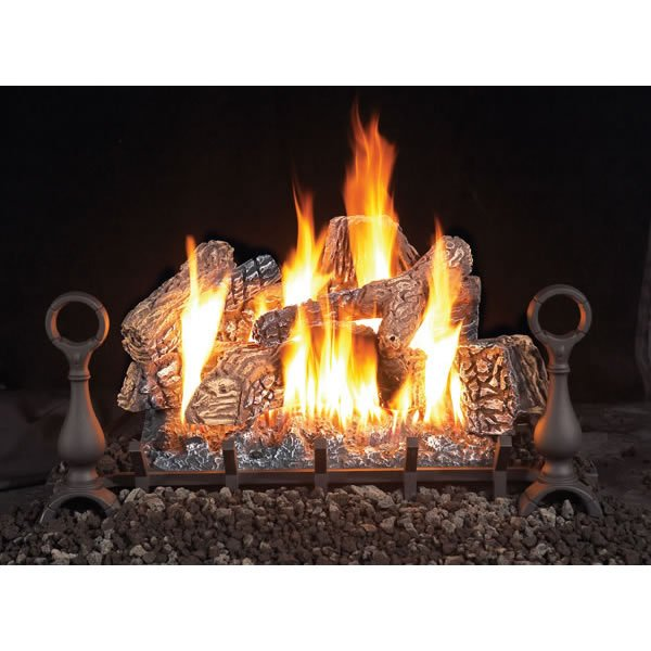 Chimney 16826 Gl18n 18 Inch Napoleon Natural Gas Vented Gas Log Set Min Fireplace Opening 18h x 22w x 14d Inch