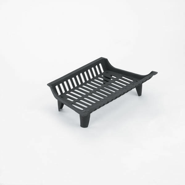 Vestal Manufacturing Co. J-18 18 Inch  One Piece Cast Iron Grate