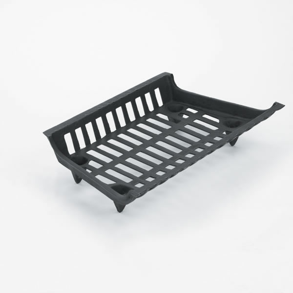 Vestal Manufacturing Co. J-23 23 Inch  One Piece Cast Iron Grate