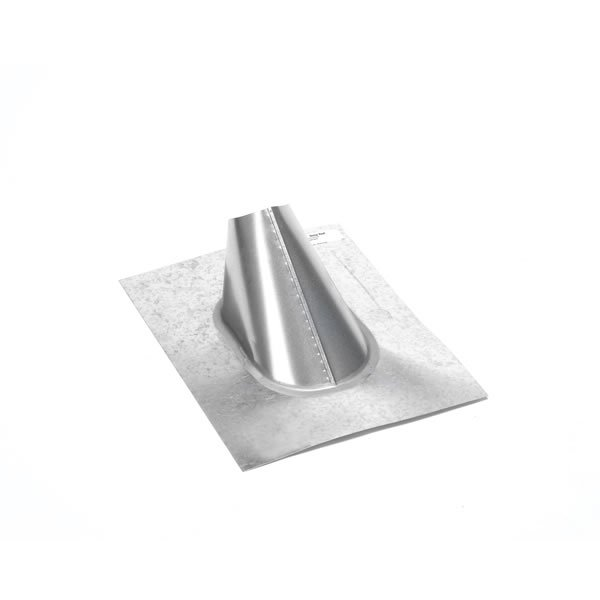 M & G Duravent 3GVFSR 3 Inch  Dura-Vent B-vent Steep Roof Flashing