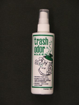 GG Bean Trash Odor Kleen - 8 oz. - Case of 12