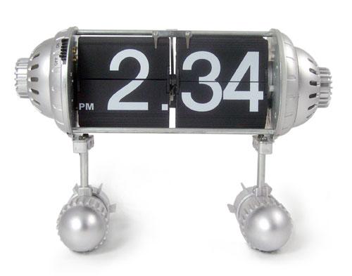 Maples FPB-33A Flip Desktop Alarm Clock