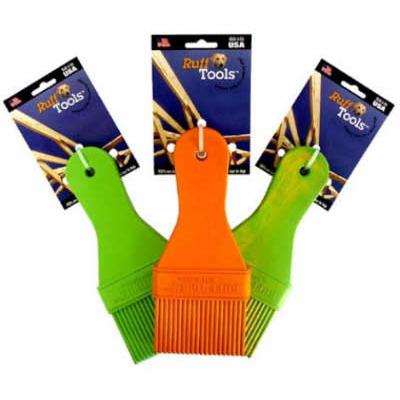 Ruff Dawg RD89376 Ruff Dawg Ruff Tools Paint Brush - Yellow