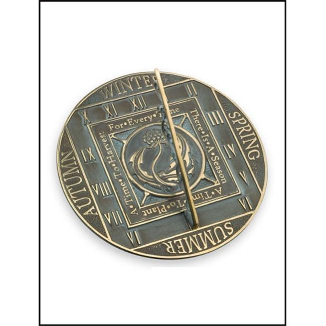 Rome-Industries-2337-Brass-Season-Cycle-Sundial