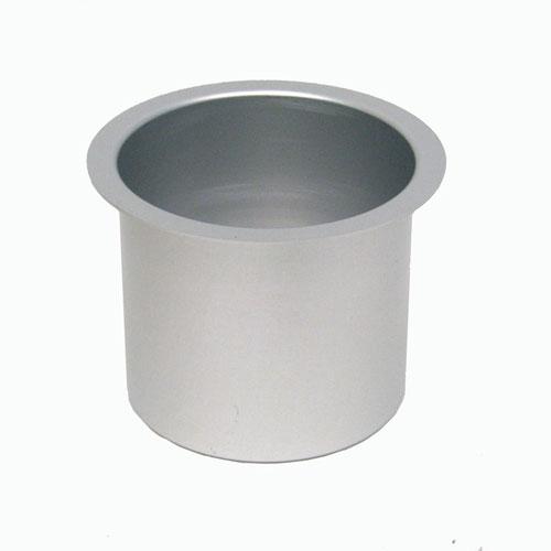 Jumbo Aluminum GRAY Poker Table Cup Holder POKER6970